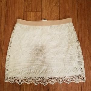 American Eagle Lace Skirt Size 6